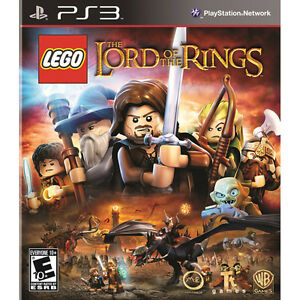 lego The lord of the ring ps3