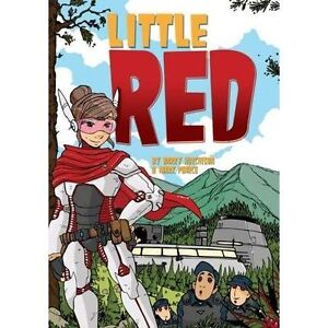 """""""VERY GOOD"""" Hutchison, Barry, Little Red (Once Upon Another Time), Book"""
