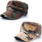 Men's Camouflage Army Cap Hats