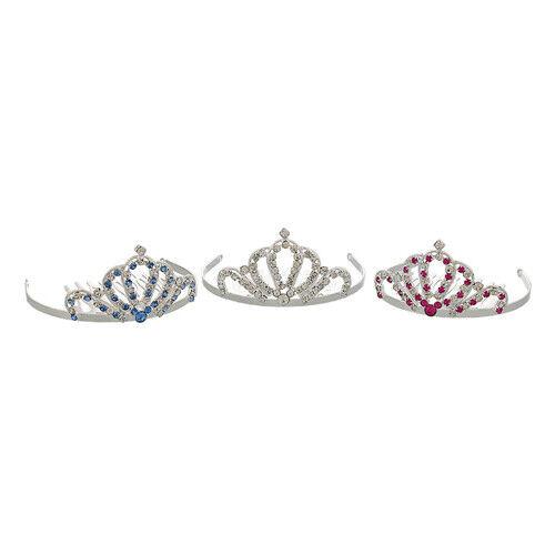 Disney Store Princess Tiara Costume Haircomb Bibbity Bobbity Boutique Bun NEW