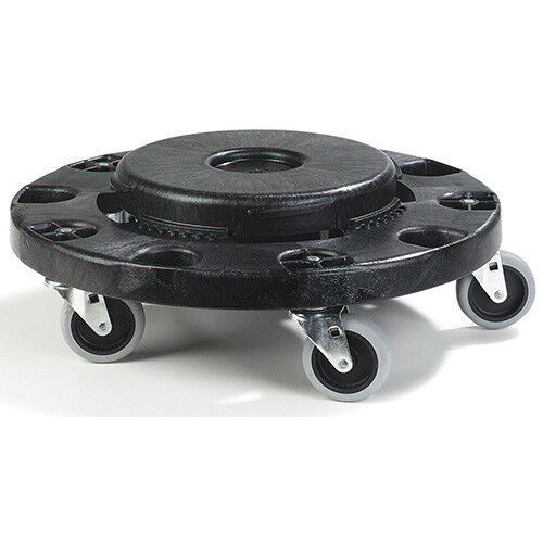 Dolly for Round Bronco Waste Containers