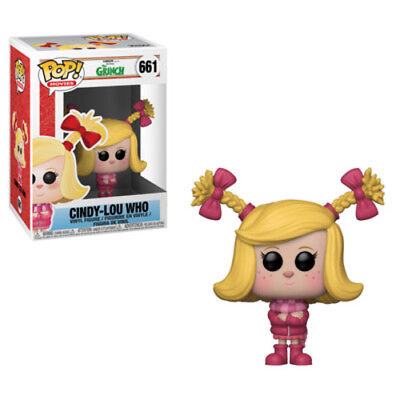 The Girnch Movie: Cindy-Lou Who Funko Pop! Movies: Toy