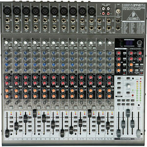 Behringer Xenyx 24 Channel Mixer New In Box