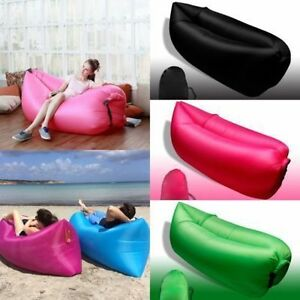 LAZYBAG INFLATABLE LOUNGER - NEW