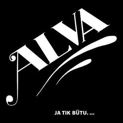 Alva - Ja Tik Butu.... CD Latvian prog folk