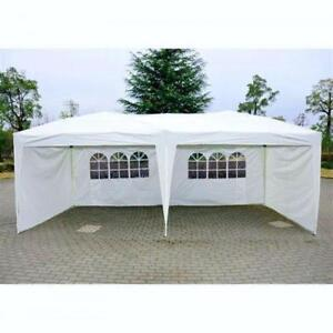 ALL TENTS ON SALE @ WWW.BETEL.CA!!! FREE SHIPPING!! 10'X20' POP UP WEDDING PARTY CANOPY TENTS BROWN OR CREAM