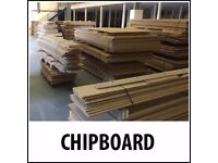 CHIPBOARD SHEETS, SUPPLIED AND CUTTING SERVIVE