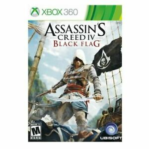 Assassin's Creed IV: Black Flag -- Walmart Edition (Microsoft Xbox 360,  2013)