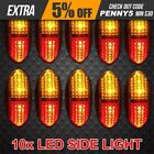 24V Side Marker Car & Truck LED Lights for Side Indicator