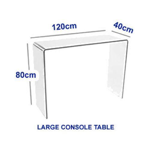 Glass Hall Table hall tables | ebay