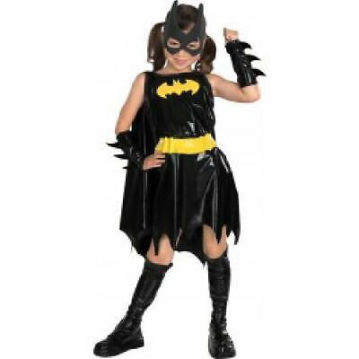 Black Batgirl fancy dress Kids Batman Movie costume for girls - Batgirl Costume For Child
