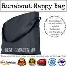 Unbranded Black Nappy Back Packs
