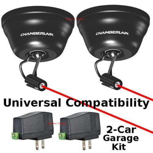 Laser Parking System: Garage Doors & Openers