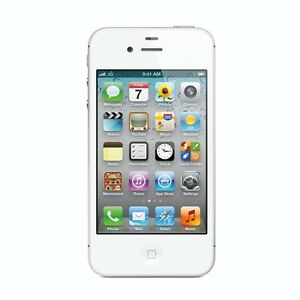 Apple iPhone 4S 8GB Bell White or Black Smartphone