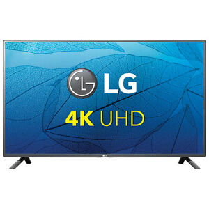 "49"" LG Brand New 4K Ultra HD LG 3.0 Smart TV"