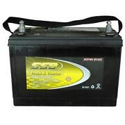12V Deep Cycle Battery 120AH