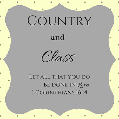 Country and Class