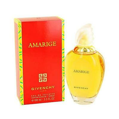 Amarige by Givenchy 3.3 / 3.4 oz EDT Perfume for Women New In Box