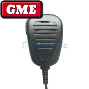 GME ELECTROPHONE NEW MICROPHONE WITH CABLE FOR TX3200 TX3220 TX3500 UHF MC517B
