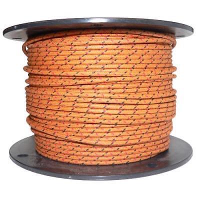 1M Algodón Trenzado Automotive Eléctrico Cable 16 Calibre Marrón & Negro Rojo...