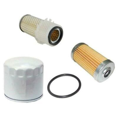 Fits John Deere 650 750 Compact Tractor Engine Filter Service Kit