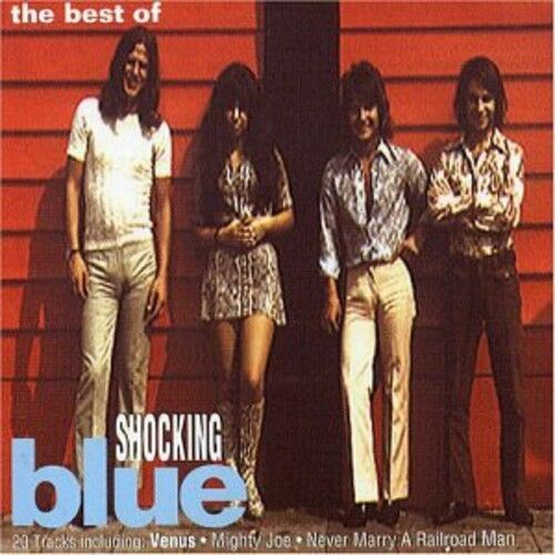 Shocking Blue - Best of [New CD] England - Import