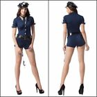 Regular Size Police & Firefighter Costumes for Women