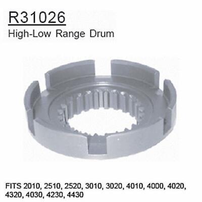 R31026 John Deere Parts High-low Range Drum 2010 2510 2520 3010 3020 4010
