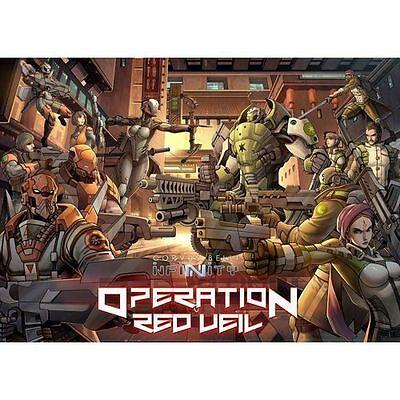 Infinity: Operation Red Veil CVB 280010