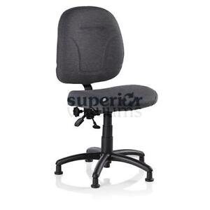 Reliable Ergonomic Task Chair with Glides - SewErgo 200SE