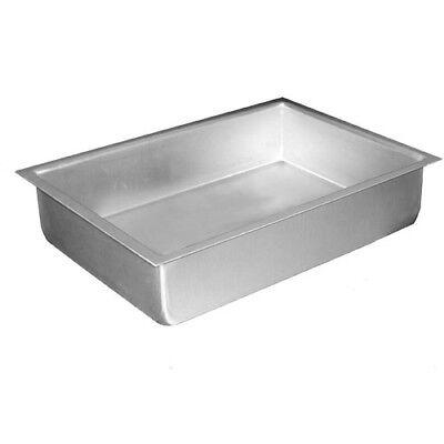 Fat Daddio's Anodized Aluminum Sheet Cake Pan, 3 Inch High