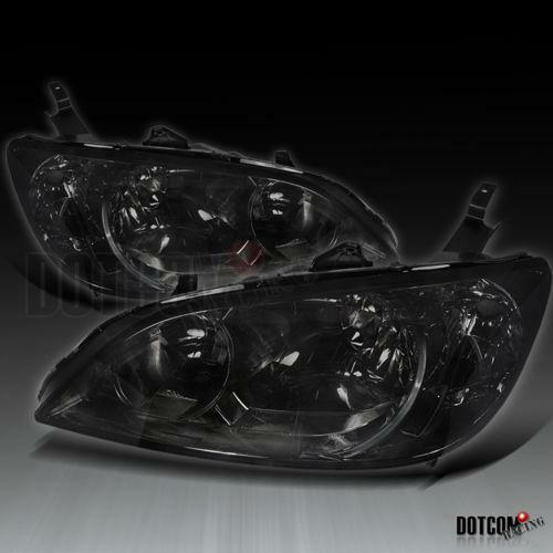 honda civic ex headlights ebay. Black Bedroom Furniture Sets. Home Design Ideas