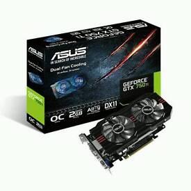 750ti 2gb graphics card