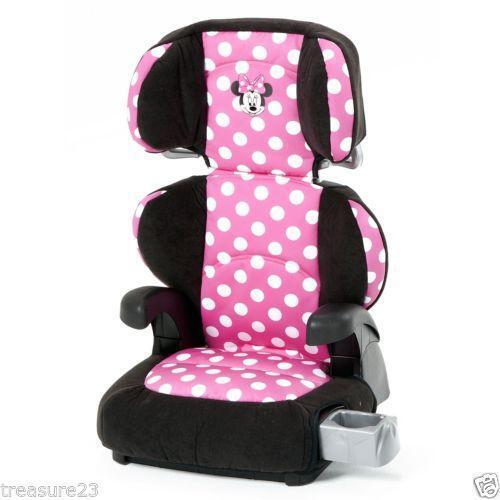 minnie mouse car seat ebay. Black Bedroom Furniture Sets. Home Design Ideas