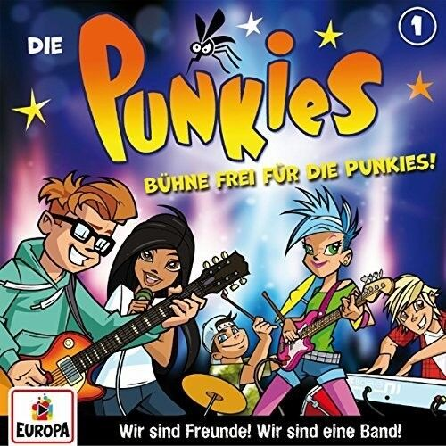 Die Punkies - 001/Buhne Frei Fur Die Punkies! [New CD] Germany - Import
