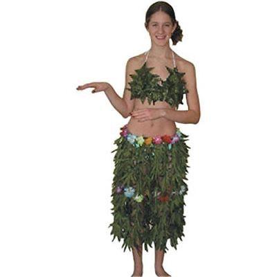 Economy Flower Hawaiian Luau Leaf Skirt - Children, - Hawaiian Luau Kostüme