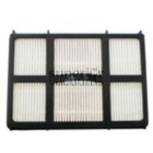 Bissell Filter, Bissell 1290 Exhaust