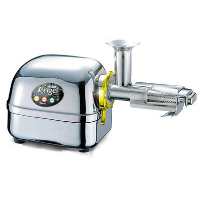 Angel Juicer Angelia ANG-12000 Stainless Steel Juice Extractor Double Gear 50Hz