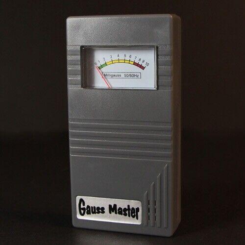 Gauss Master Magnetic Field EMF Meter