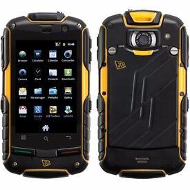 JCB Toughphone Pro-Smart Smartphone