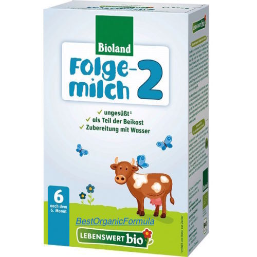 Holle  lebenswert-bio  Stage 2 (5-boxes ) Free PRIORITY Shipping