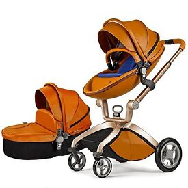 Hot mom egg pushchair