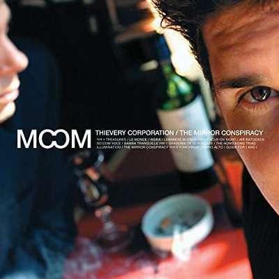 Thievery Corporation - The Mirror Conspiracy (2LP Vinyl Gatefold) 2014 ESL Music