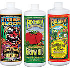 Hydroponic Nutrients, pH & Supplements