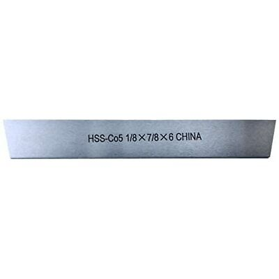 """1//8/"""" Wide x 1//2/"""" High Cut-Off T-Blade Brazed Carbide Tips Double End Micro-100"""