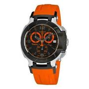 Tissot T Race Orange