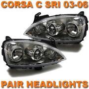 Corsa C Headlights