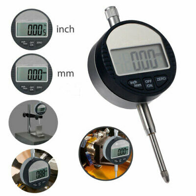 Us Digital Dial Indicator Dti 0.01mm0005 Probe 0-12.7mm0.5 Range Clock Gauge