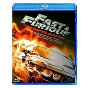 Fast and Furious Box Set Blu Ray