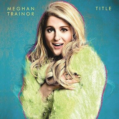 Meghan Trainor   Title  New Vinyl  Colored Vinyl  Digital Download